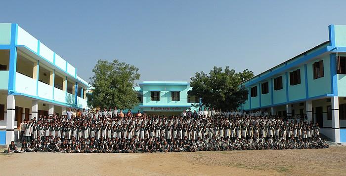 Lusadia High School