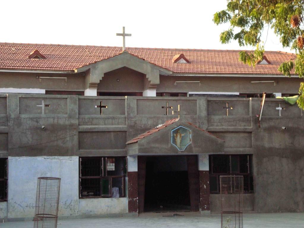 Catholic Church, Radhanpur