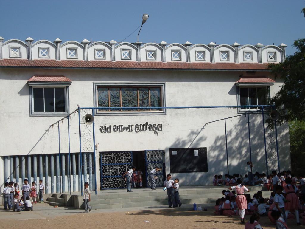 St Anne School Deesa