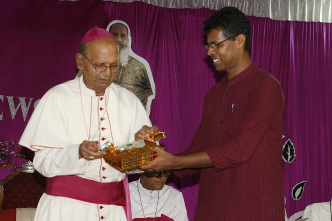 41.Mission of North Gujarat book being released