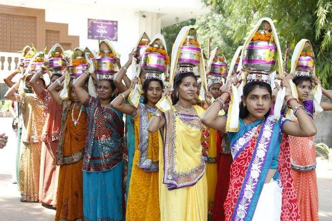 8.Processions by Kalol Parisheners